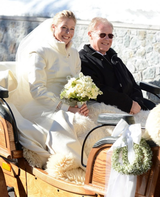 La mariée, Laura Bechtolsheimer