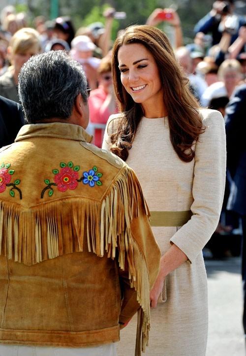 Le naturel de Kate fait toute la différence !