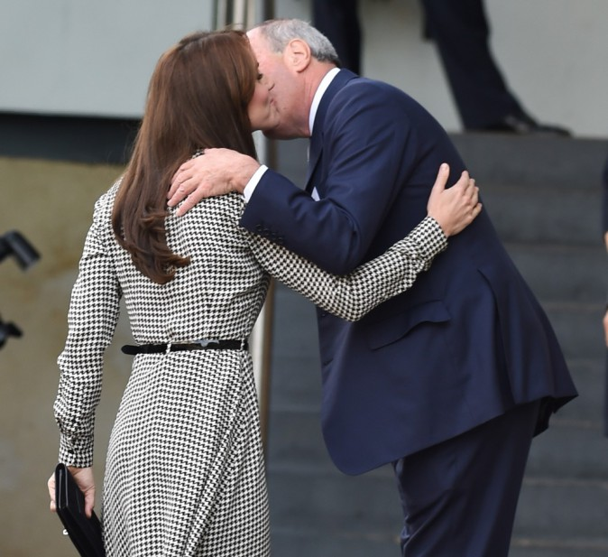 "Photos : Kate Middleton : ""frangement"" canon la Duchesse !"