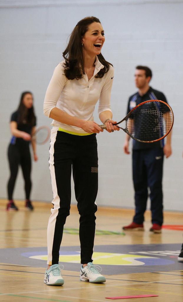 Photos : Kate Middleton impressionne la mère d'Andy Murray !