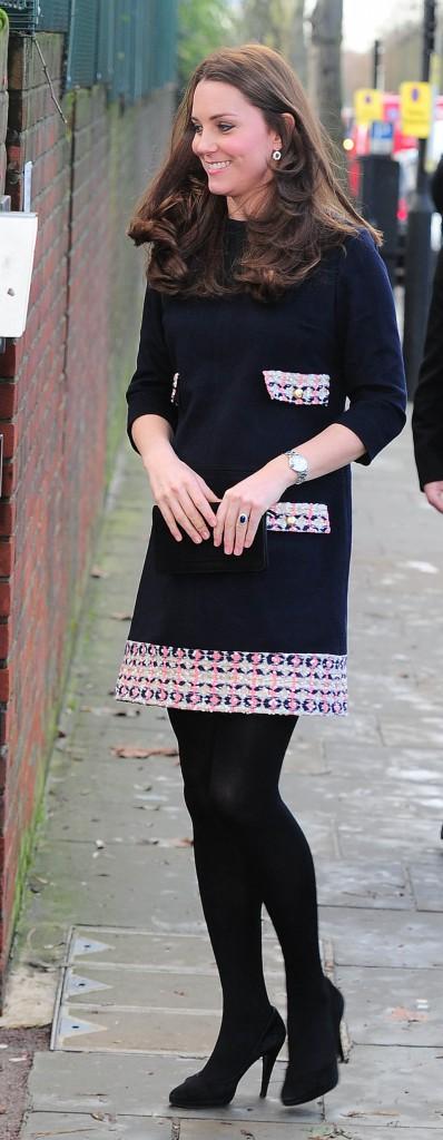 Photos : Kate Middleton : l'art et la manière d'être une maman au top, toujours aussi complice avec les enfants !
