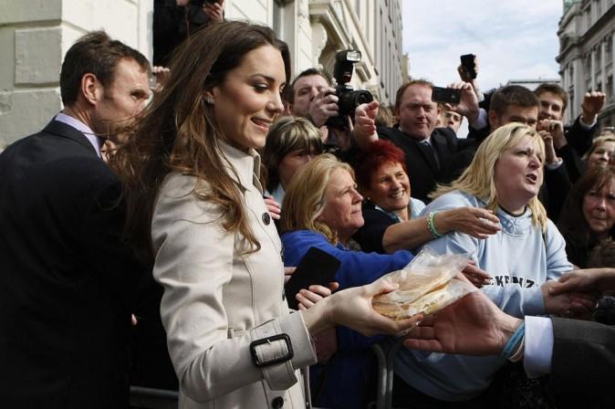 Pas de doute, Kate a la cote !