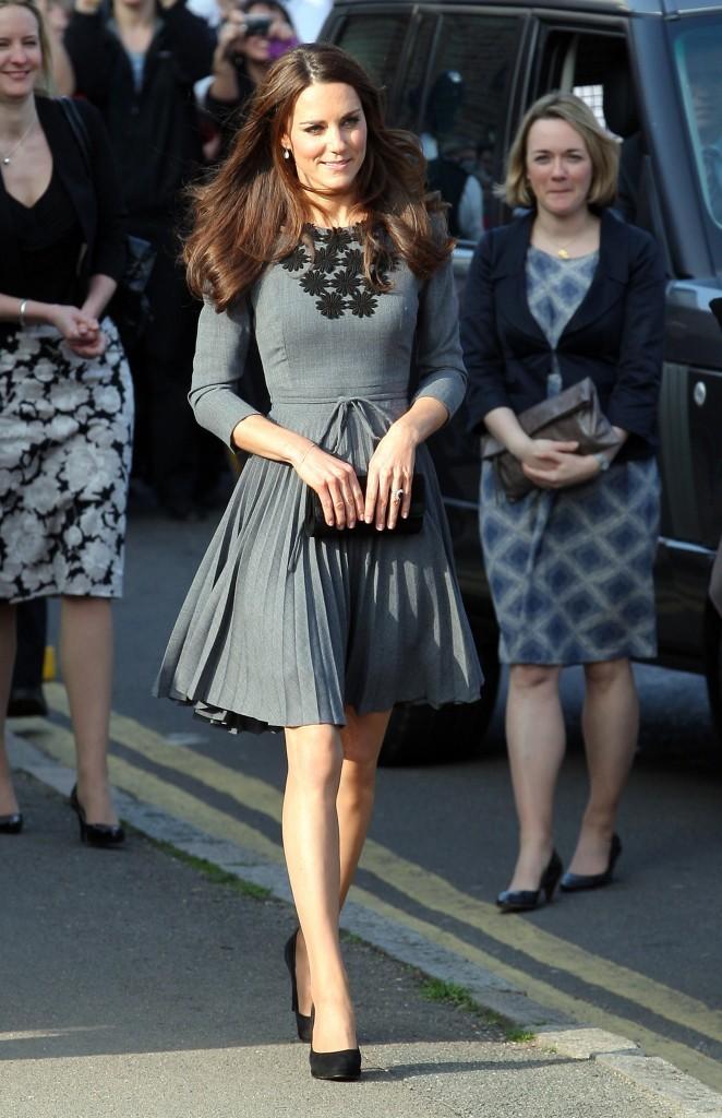 Non mais Kate Middleton est juste trop belle !