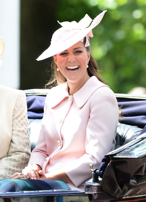 Kate Middleton maman : retour sur une grossesse rayonnante !