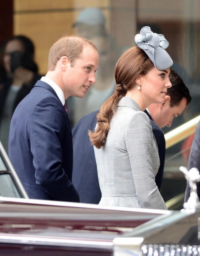 Photos : Kate Middleton : rayonnante pour sa première sortie officielle depuis l'annonce de la grossesse !