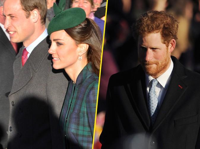 Kate Middleton, Prince William, Prince Harry... Toute la famille royale réunie pour participer à la traditionnelle messe de Noël !