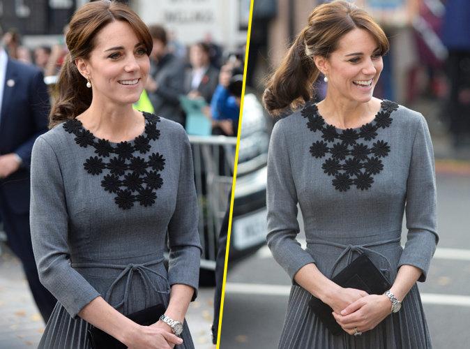 Kate Middleton à Londres le 26 octobre 2015