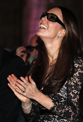 Kate Middleton à Londres le 11 décembre 2013