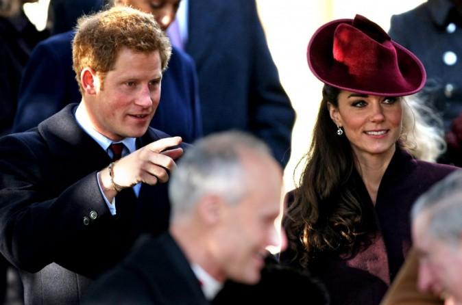 Ils s'entendent bien Kate et Harry !