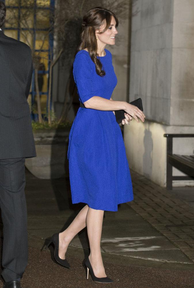 Kate Middleton le 17 novembre 2015