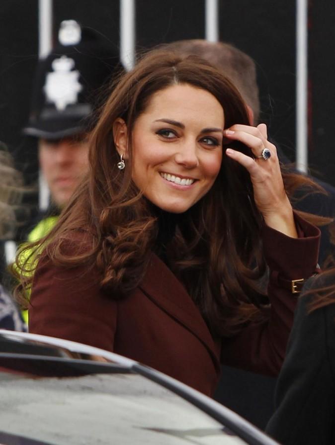 Un sourire de Duchesse !