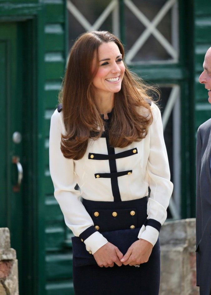 Kate Middleton : sur les traces de son aïeul à Bletchley Park, en Angleterre !