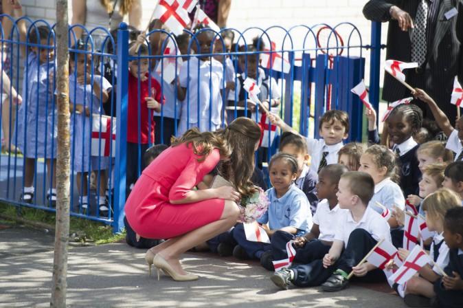 Photos : Kate Middleton : déterminée à venir en aide aux enfants de familles toxicomanes !