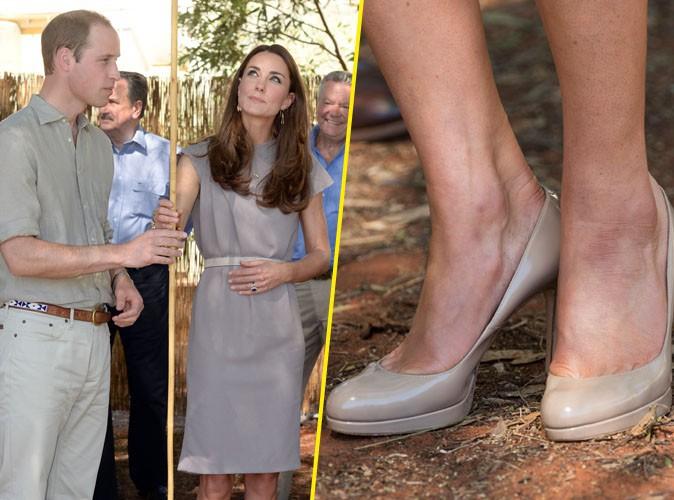 Kate Middleton : une Duchesse tout terrain !