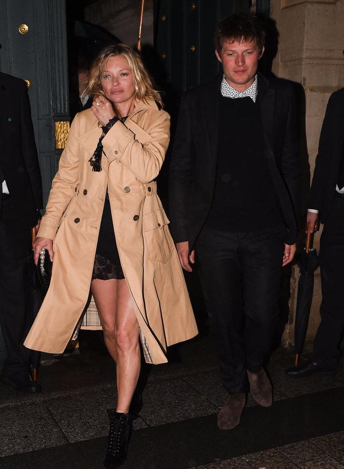 Photos : Kate Moss : Elle plaque son toyboy après un an de relation !