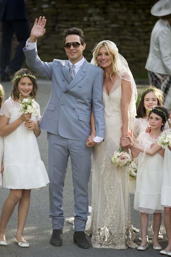 Les mariés se sont envolés vers une destination encore inconnue !
