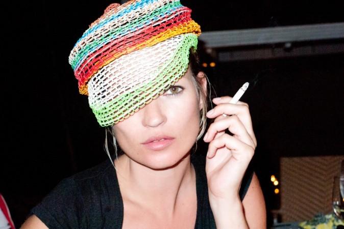 Kate Moss shootée par Terry Richardson pour le dernier numéro d'Harper's Bazaar !