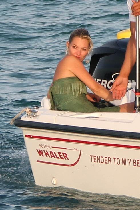 En route pour une virée luxueuse sur un yacht !