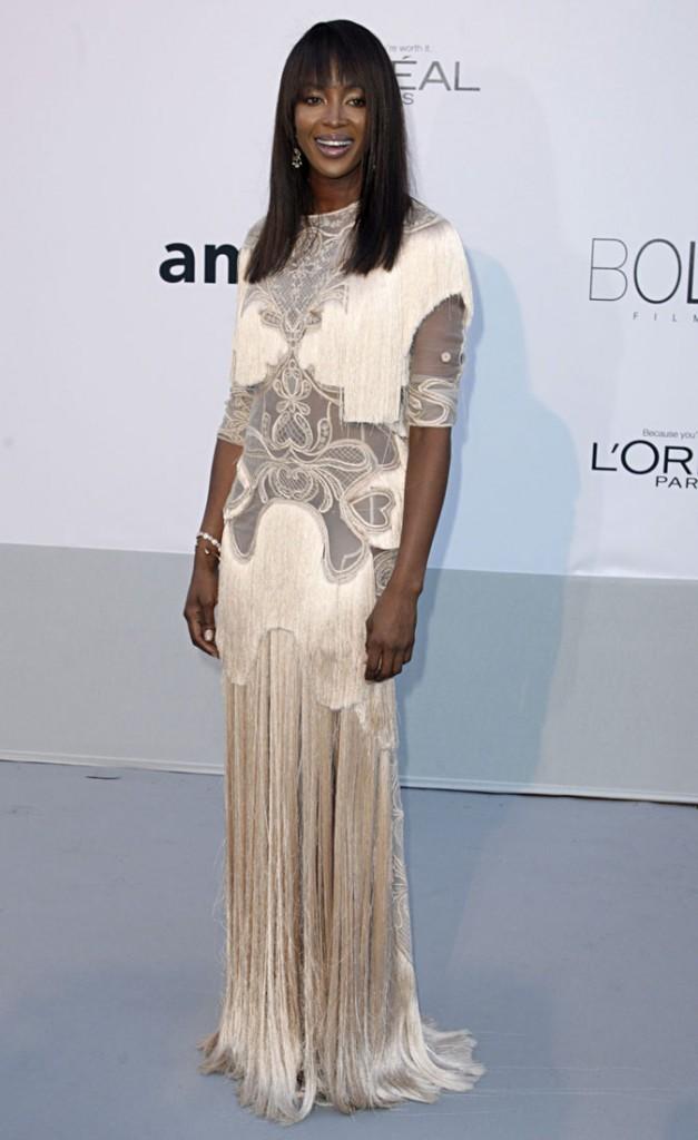 Photos : Naomi Campbell sera-t-elle la demoiselle d'honneur de Kate Moss à son mariage ?