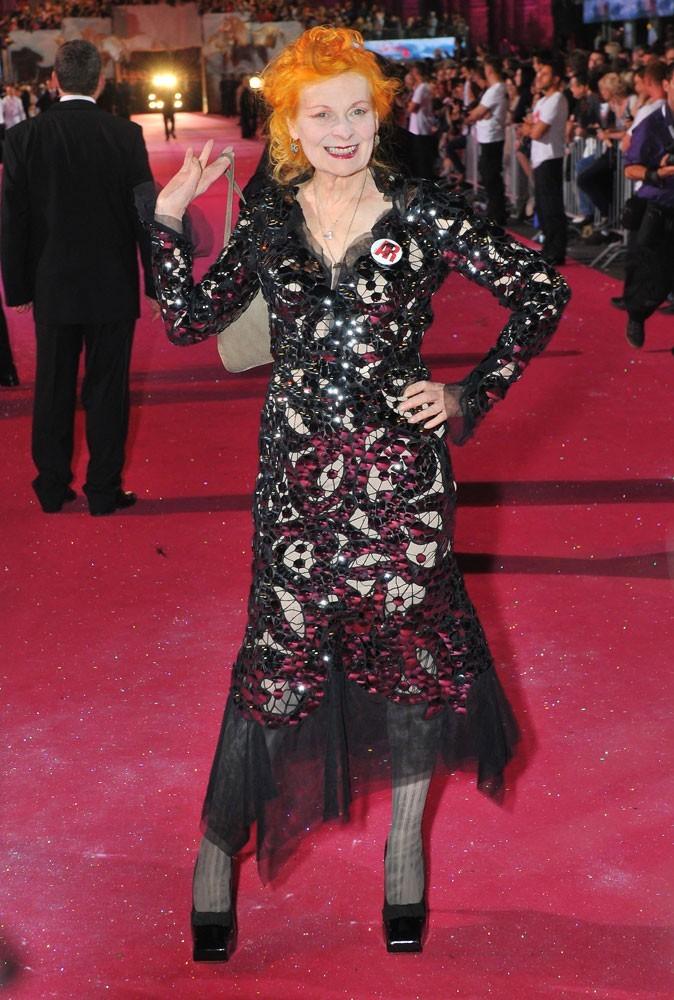 Photos : Vivienne Westwood sera-t-elle présente au mariage ?