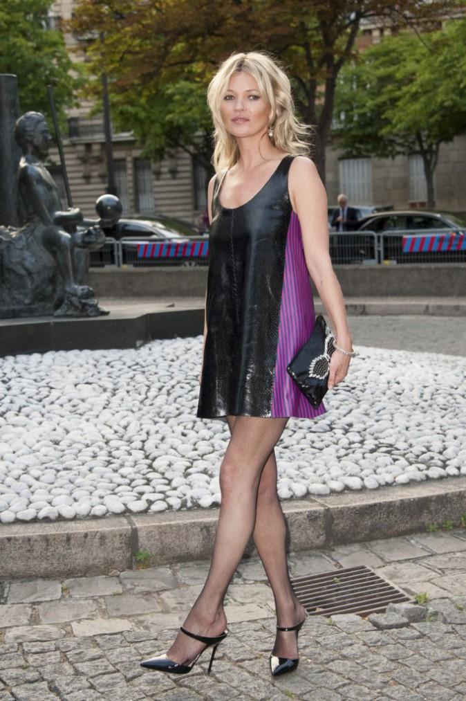 Kate Moss le 4 juillet 2015