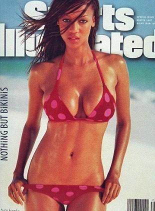 Tyra Banks, sensuelle
