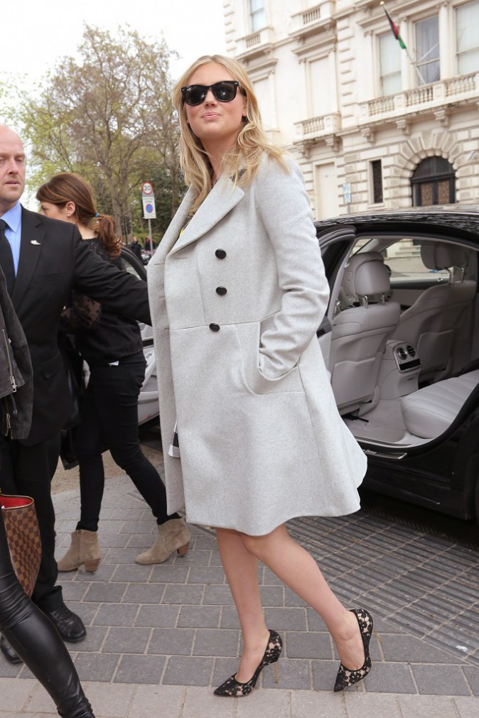 Kate Upton le 26 avril 2015