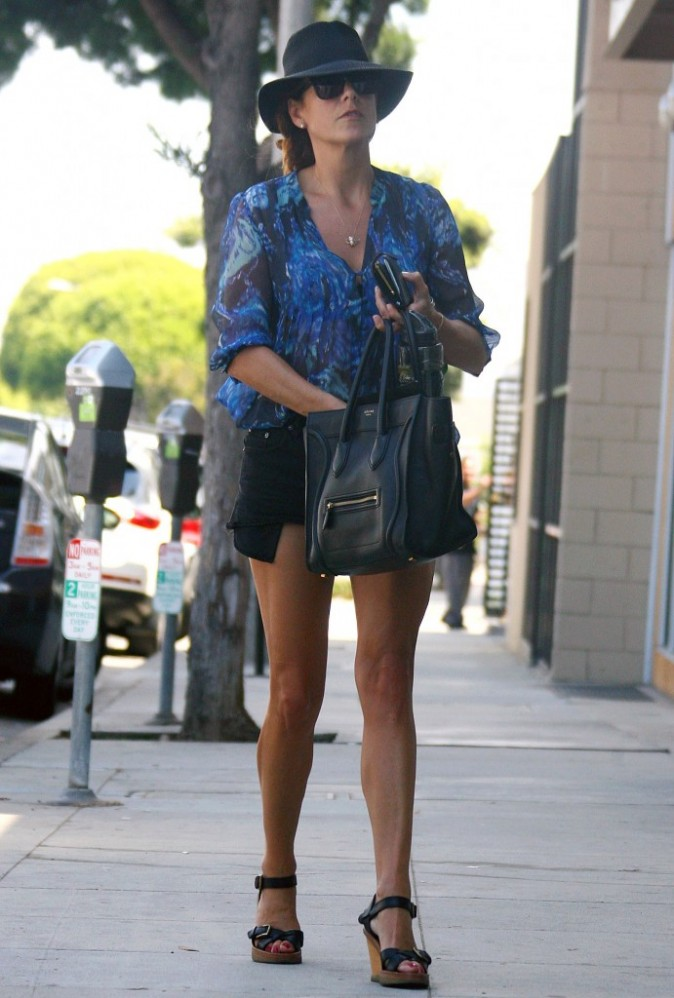Kate Walsh le 1er août 2012 à Los Angeles