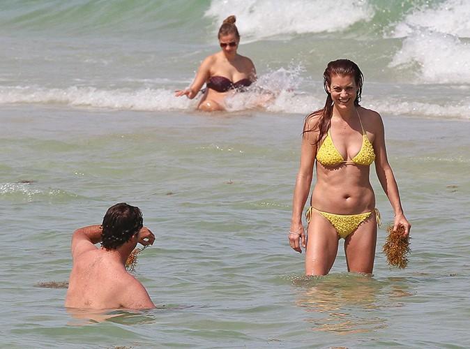 Kate Walsh à Miami le 15 juin 2014