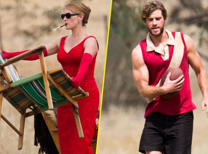 Kate Winslet : aux premières loges pour admirer les beaux bras musclés de Liam Hemsworth !