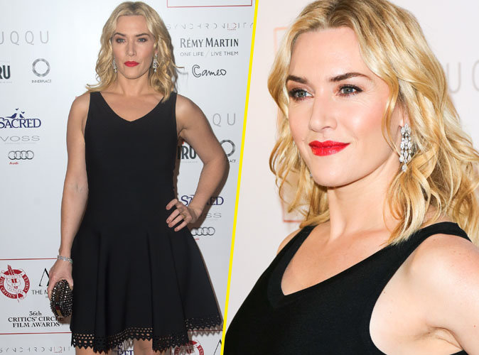 Photos: Kate Winslet: elle fait une déclaration à Leonardo Dicaprio