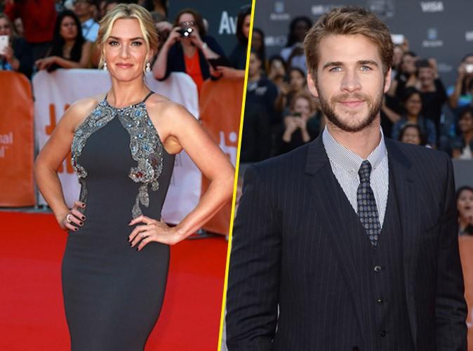 Kate Winslet joue les cougars avec Liam Hemsworth !
