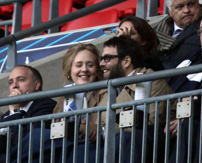 Adele et Simon Konecki sont mariés depuis 2011