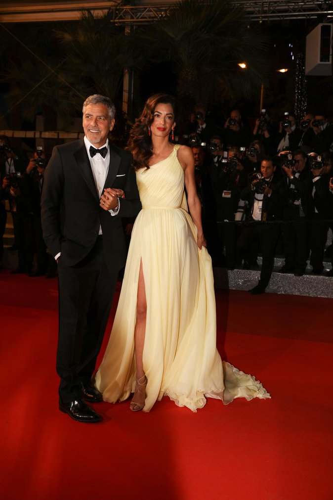 George Clooney et Amal Alamuddin sont mariés depuis 2014