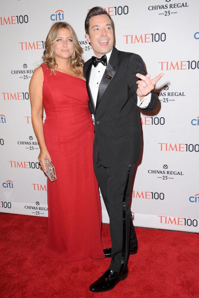 Jimmy Fallon et Nancy Juvonen sont mariés depuis 2007