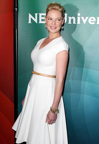 Katherine Heigl à Los Angeles le 13 juillet 2014