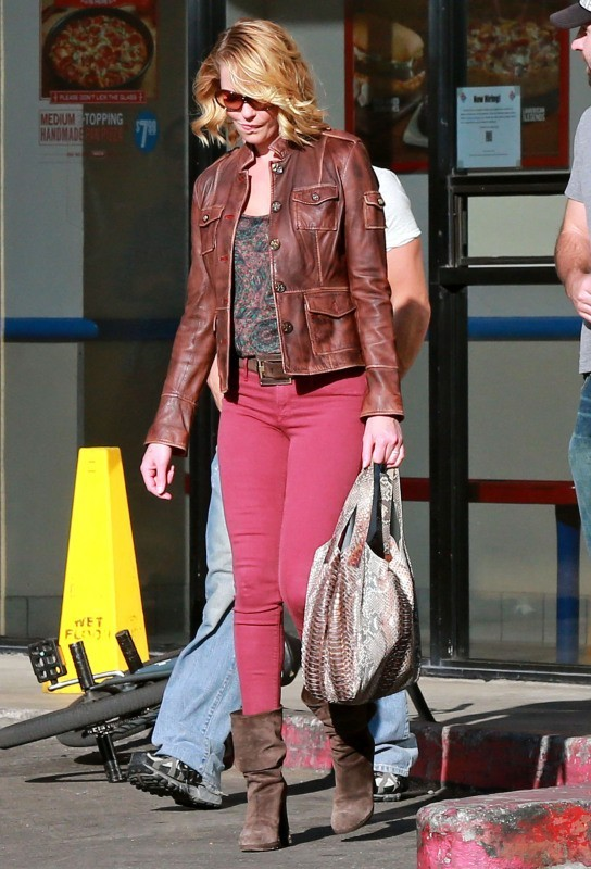 Katherine Heigl le 6 novembre 2012 à Hollywood