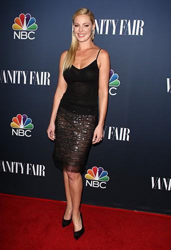 Katherine Heigl à Los Angeles le 16 septembre 2014