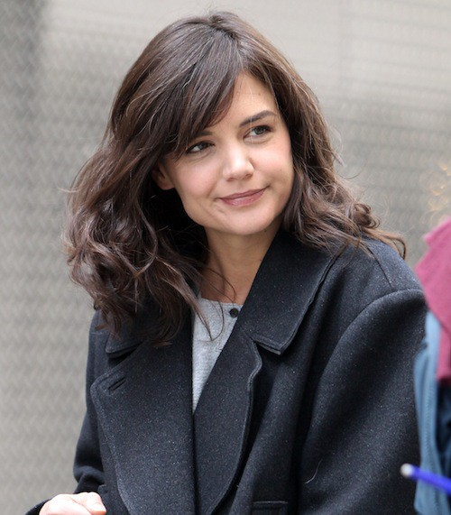 Photos : Katie Holmes : avant et après maquillage, il n'y a pas photo !