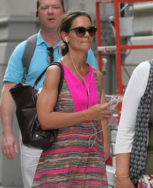 Katie Holmes le 26 juin 2013 à New York