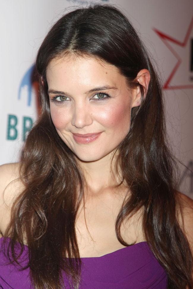 Katie Holmes le 10 décembre 2012 à New York