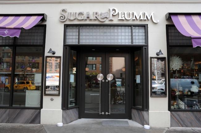 Sugar Plumm, le café où Katie Holmes a pris son petit déjeuner d'anniversaire