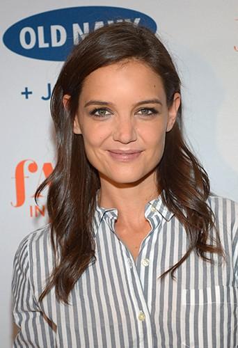Katie Holmes à New York le 4 septembre 2014