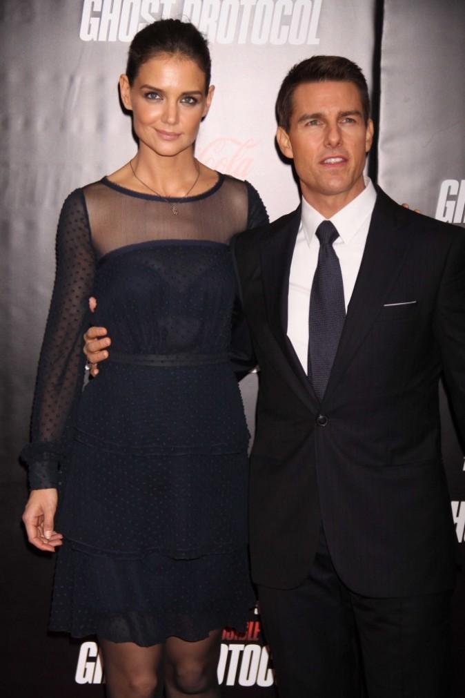Tom et Katie, un couple solide comme la pierre !
