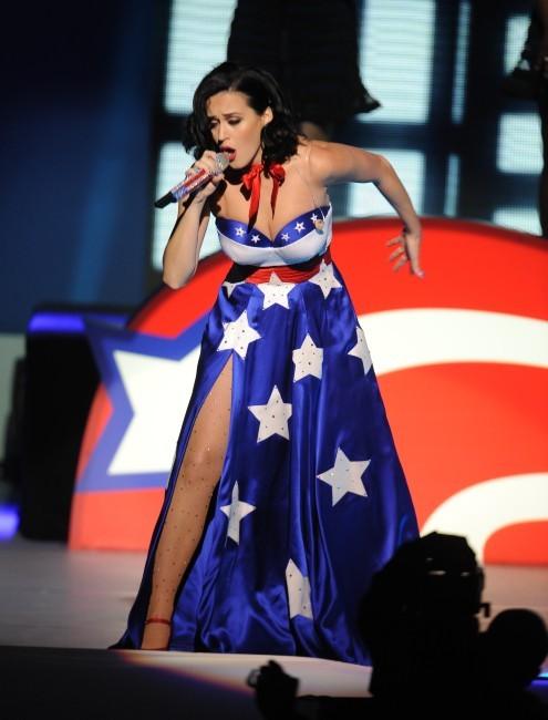 Katy Perry, Washington, 19 janvier 2013
