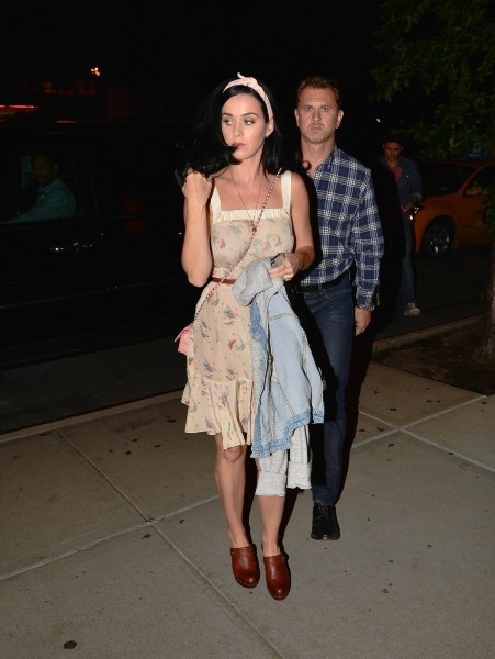 Katy Perry le 21 juin 2013 à New York