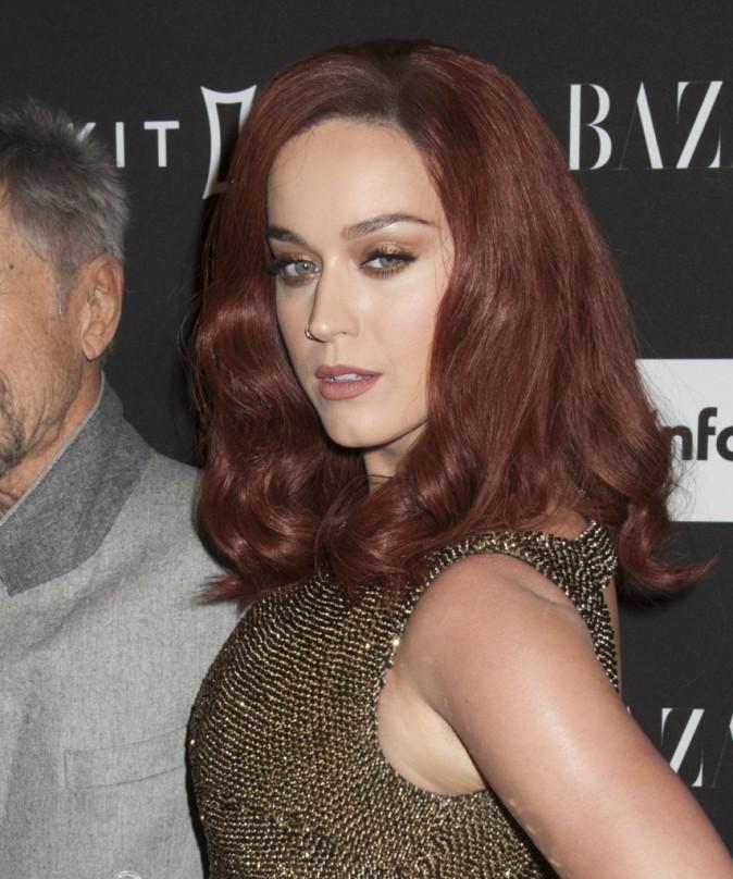 Photos : Katy Perry : beauté fatale avec sa nouvelle couleur de cheveux !