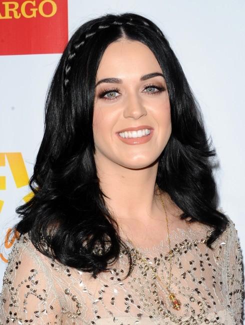 """Katy Perry lors de la soirée """"Trevor Live 2012"""" à Los Angeles, le 2 décembre 2012."""