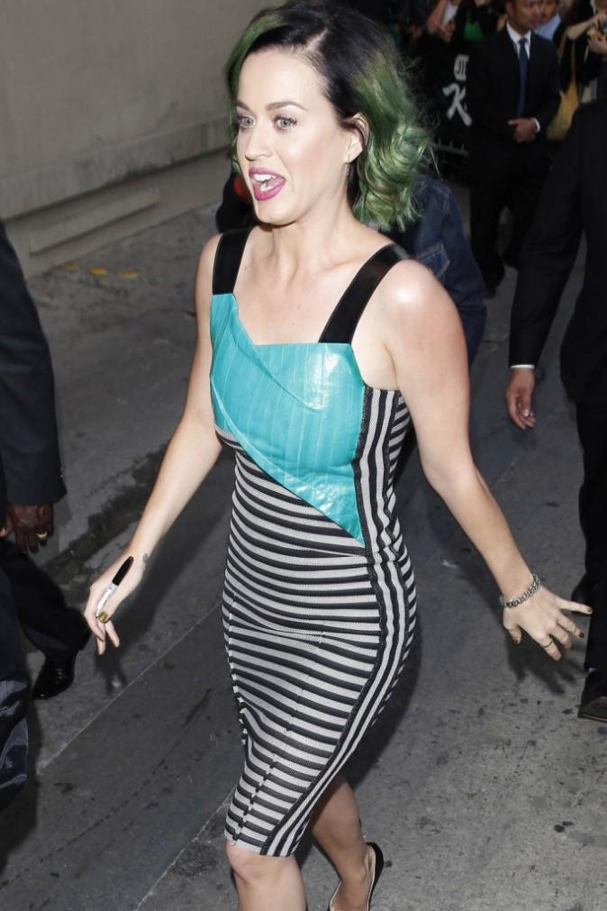 Katy Perry à Hollywood, le 21 avril 2014.