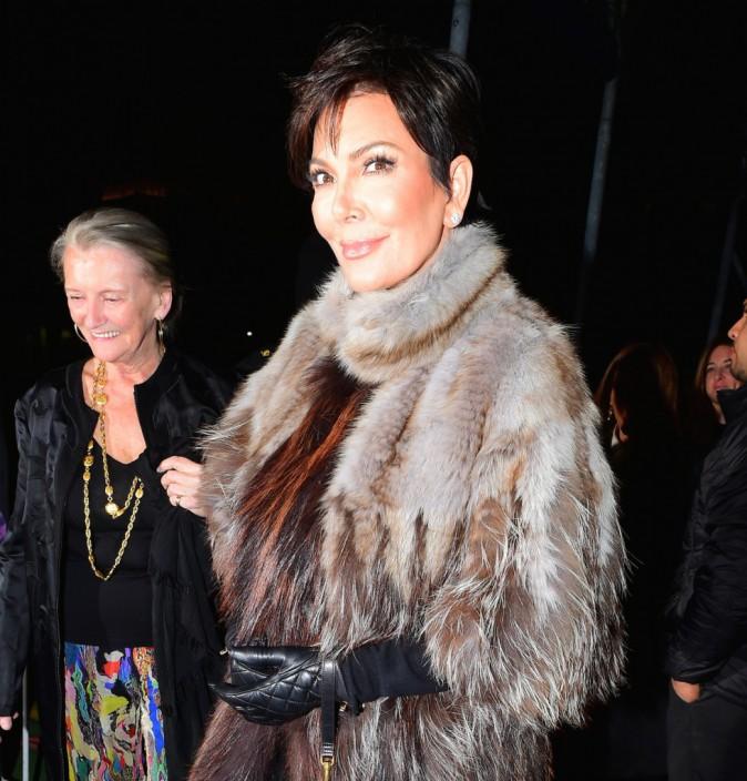 Kris Jenner le 30 mars 2015
